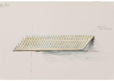 Sketch for Soft Brushpick (2016)