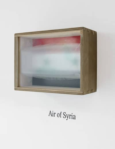 AIR OF SYRIA
