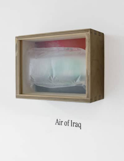 AIR OF IRAQ