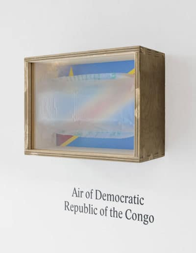 AIR OF DEMOCRATIC REPUBLIC OF THE CONGO