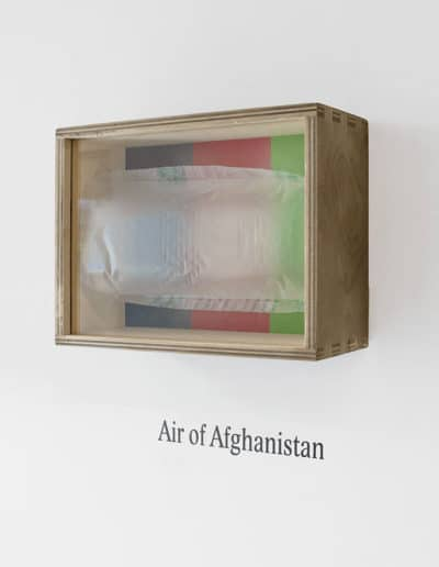 AIR OF AFGHANISTAN
