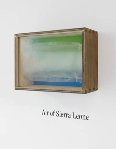 AIR OF SIERRA LEONE
