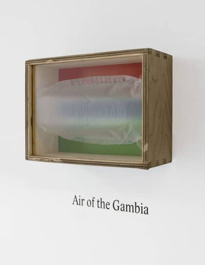 AIR OF THE GAMBIA