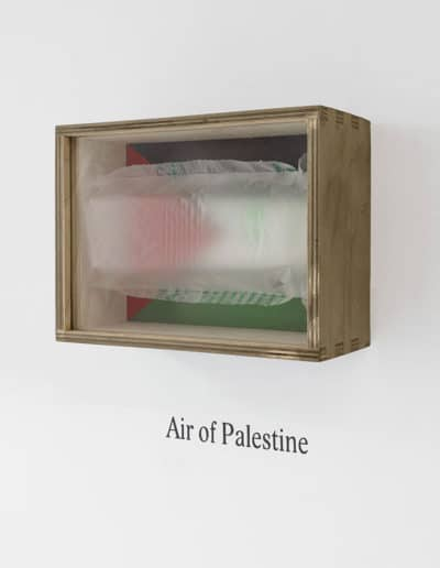 AIR OF PALESTINE