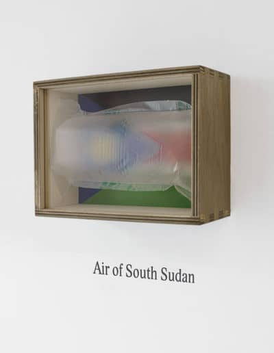 AIR OF SOUTH SUDAN