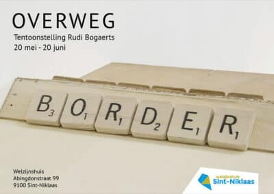 Rudi Bogaerts Overweg