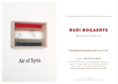 Rudi Bogaerts @ casa argentaurum