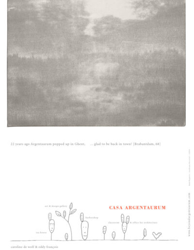 Casa Argentaurum - Rudi Bogaerts